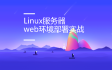 Linux服务器web环境部署实战