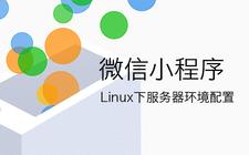 微信小程序的linux下服務器環境配置